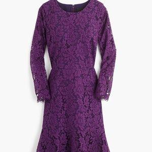 JCrew holiday dress size 2
